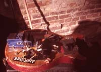 rat bastard's neckless guitar